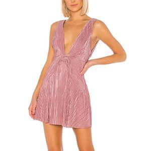 Free People Twist and Shout Mini Dress